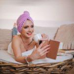 Бързосъхнеща Кърпа за Коса Hairglow®