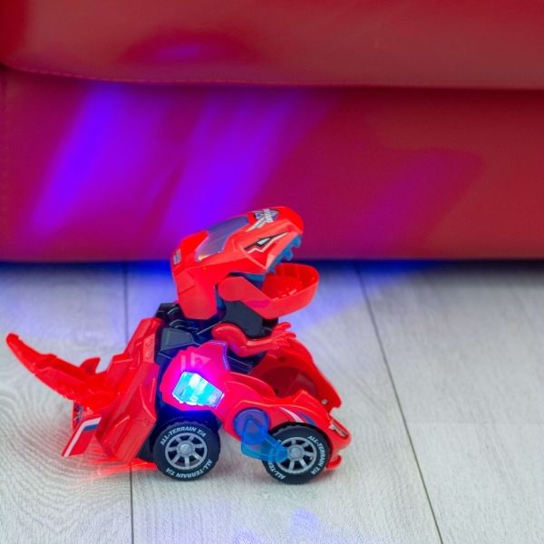LED Диномобил